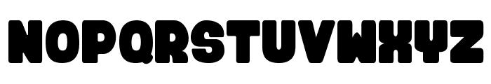 FUGU & MAKI 2 Font UPPERCASE