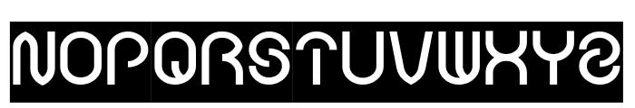 FUNRECORD-Inverse Font UPPERCASE