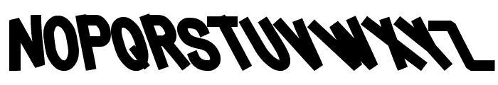 FUNTASTIC MILLION MOMENT Font UPPERCASE