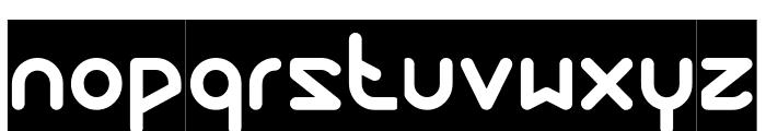 FUTURE-Inverse Font LOWERCASE