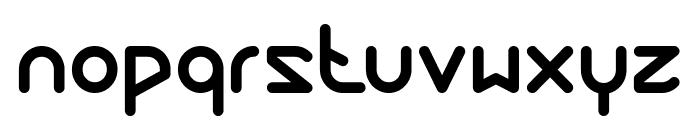 FUTURE-Light Font LOWERCASE
