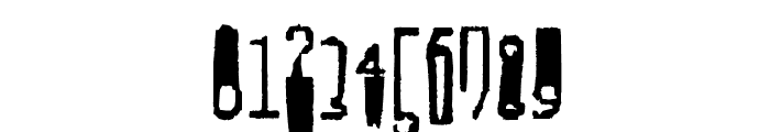 Fucsimile Font OTHER CHARS