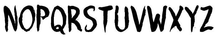 Fude Enogu__G Font UPPERCASE