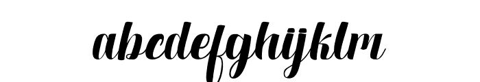 Fuister Font LOWERCASE