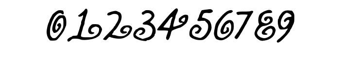 FullofSwirls Font OTHER CHARS