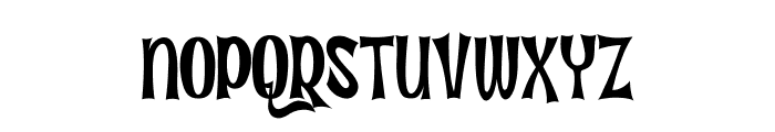 Fun in the Jungle Font UPPERCASE