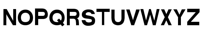 FunZone 3 Pro Condensed Regular Font UPPERCASE