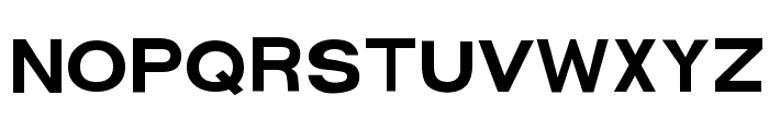 FunZone Headline Regular Font UPPERCASE