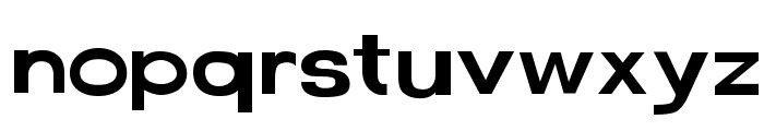 FunZone Headline Regular Font LOWERCASE