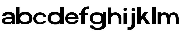 FunZone Two Light Font LOWERCASE