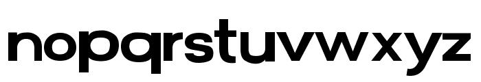 FunZone Two Pro Regular Font LOWERCASE