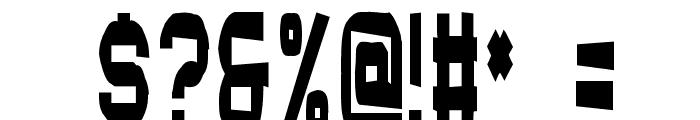 Funny farm soft Font OTHER CHARS