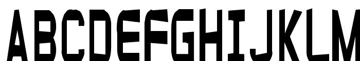 Funny farm soft Font UPPERCASE