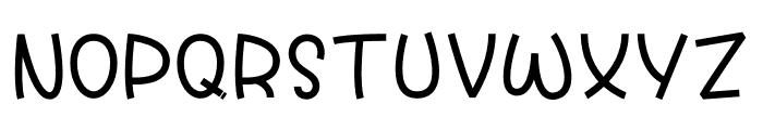 Funnyla-Demo Font UPPERCASE