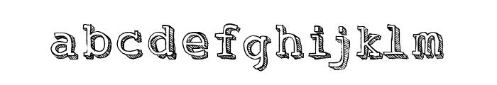 Funplay Font LOWERCASE
