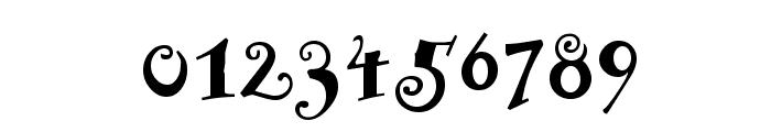 Funstuff Bold Font OTHER CHARS