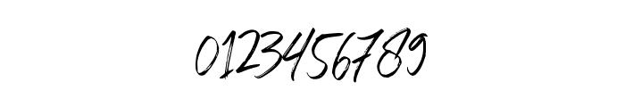 FusterdBrush-Regular Font OTHER CHARS