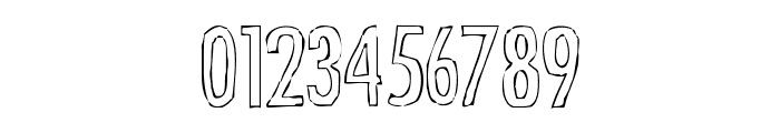 Futura Hand Font OTHER CHARS