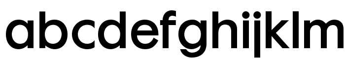 FuturaAgMiteOpti-Six Font LOWERCASE