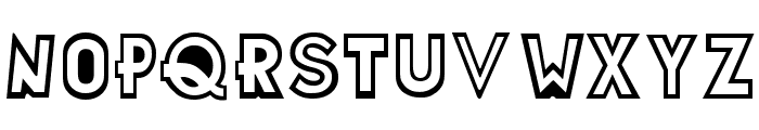 Futurama-Title-Font Font UPPERCASE