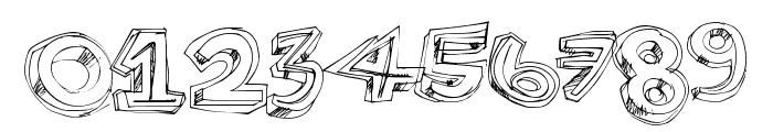 FutureStyle Font OTHER CHARS