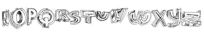 FutureStyle Font UPPERCASE