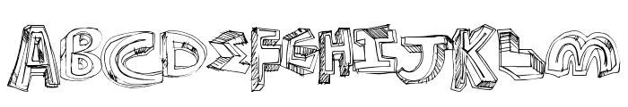 FutureStyle Font LOWERCASE