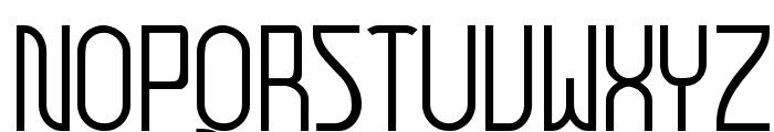 Futurex - AlternatLC Font UPPERCASE