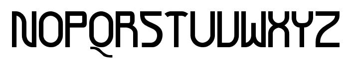 Futurex Arthur Bold Font UPPERCASE