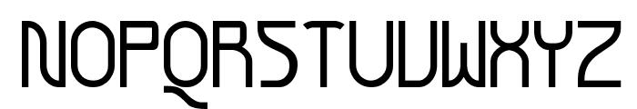 Futurex Arthur Font UPPERCASE
