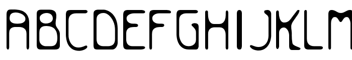 Futurex Distro - Wiped Out Font UPPERCASE