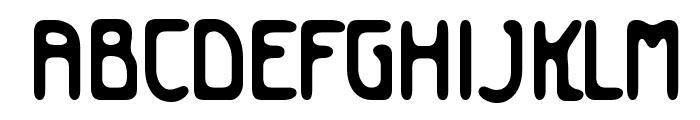Futurex Distro Font UPPERCASE