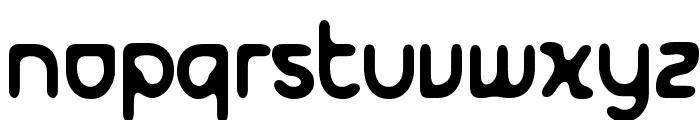 Futurex Distro Font LOWERCASE