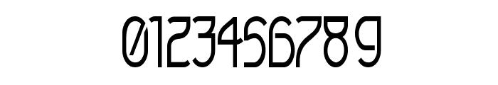 Futurex Narrow Font OTHER CHARS