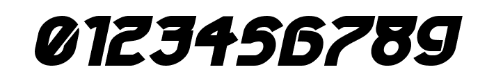 Futurex Phat Italic Font OTHER CHARS