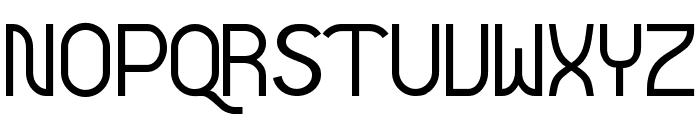 Futurex Simplex Font UPPERCASE