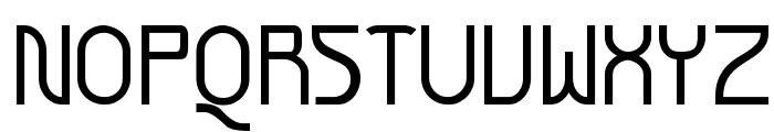 Futurex Font UPPERCASE