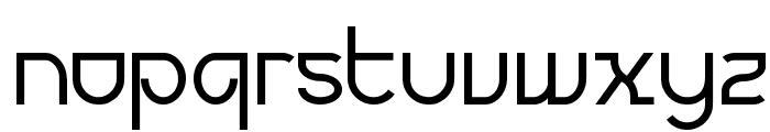 Futurex Font LOWERCASE