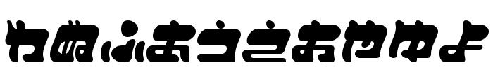 FuwafuwaFururuHW Font OTHER CHARS
