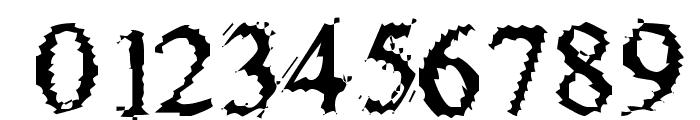 FuzzySock Thin Font OTHER CHARS