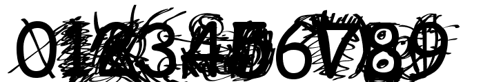 fuckSansJODER Font OTHER CHARS