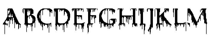 fuehrer Font UPPERCASE