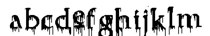 fuehrer Font LOWERCASE