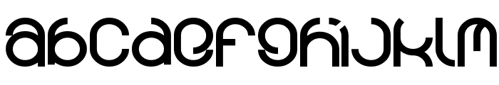 funrecord Font UPPERCASE