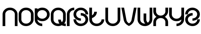 funrecord Font LOWERCASE