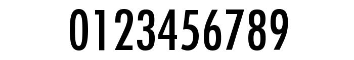 Futura Condensed Medium Font OTHER CHARS