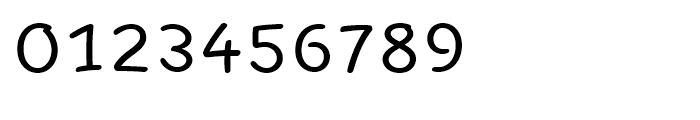 Funtype Regular Font OTHER CHARS