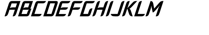 Fury Regular Font UPPERCASE