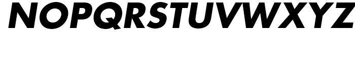 Futura Bold Oblique Font - What Font Is