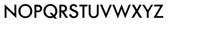 Futura No 2 Medium D Font UPPERCASE